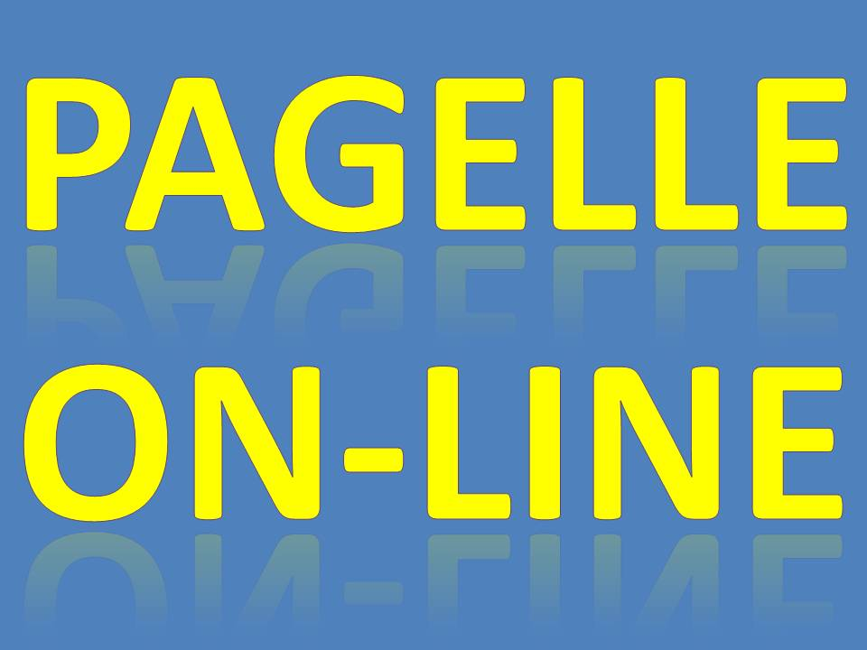 Pagelle on line
